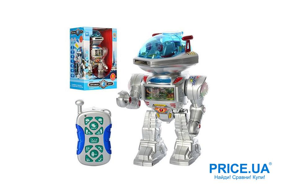 Как выбрать качественную игрушку-робота?  Bambi Робот