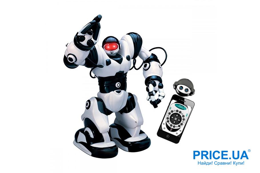 Как выбрать качественную игрушку-робота?  Wow Wee Robosapien X
