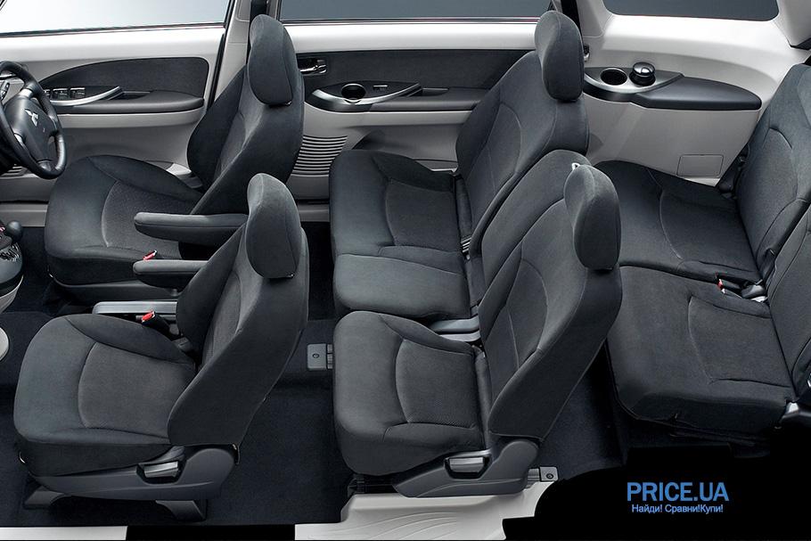 Топ 7-местных авто: Mitsubishi Grandis