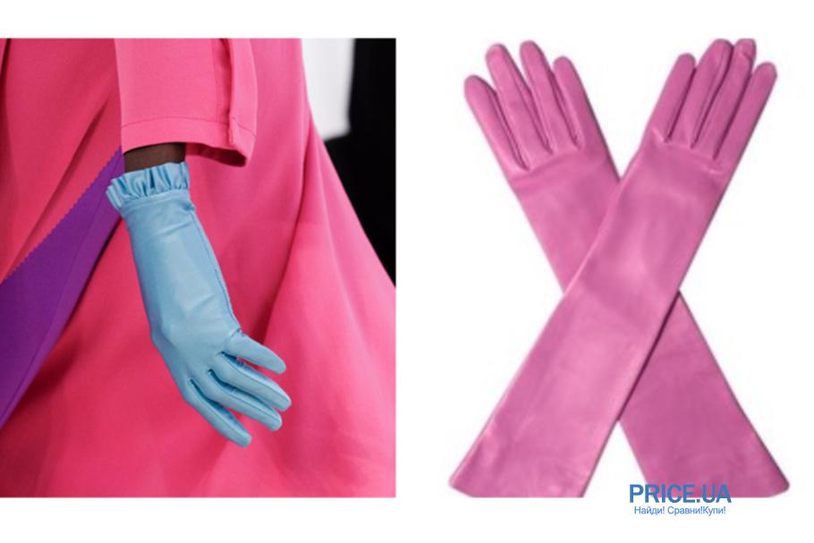 Идеальные перчатки для зимы 2020: мода на яркость