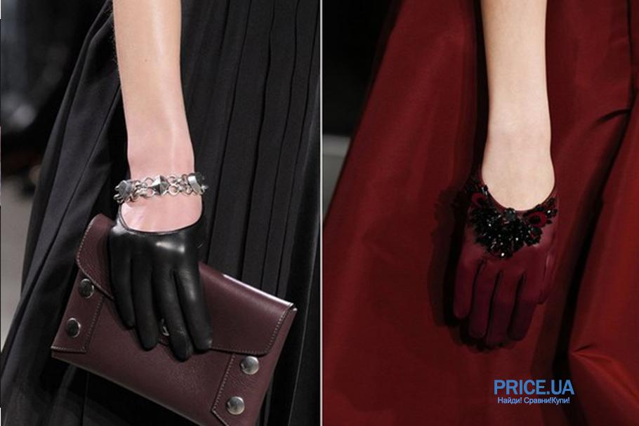 Идеальные перчатки для зимы 2020: гламур