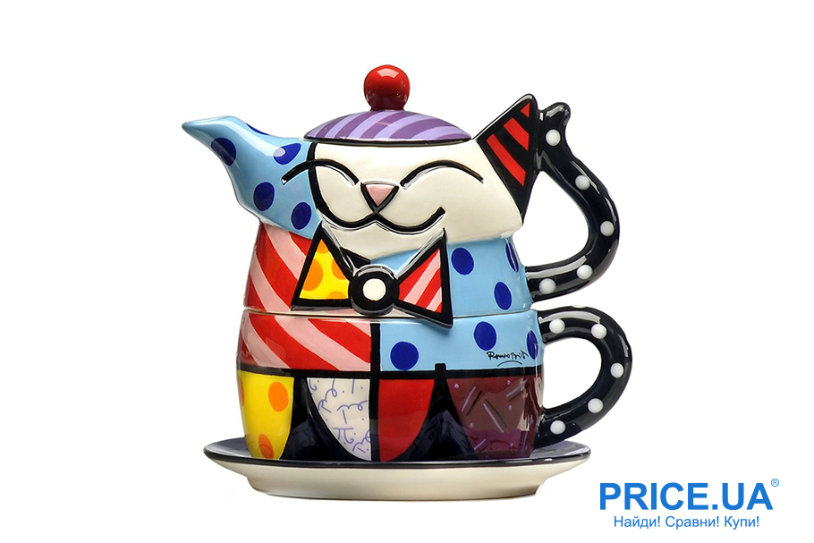 Идеи подарков для подруги к 8 Марта. Эффектный заварник для чая