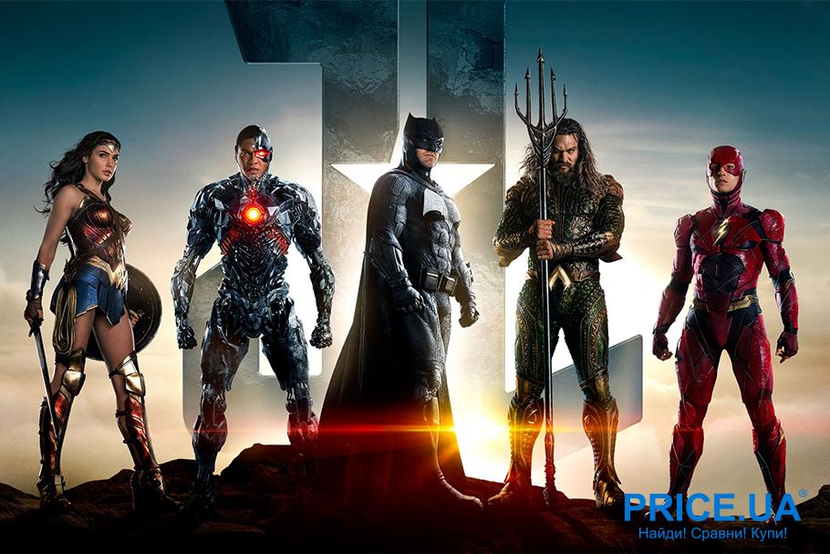 В каком порядке смотреть фильмы DC Comics. Лига справедливости
