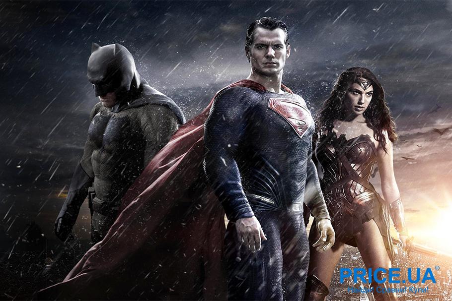 В каком порядке смотреть фильмы DC Comics. Бэтмен против Супермена