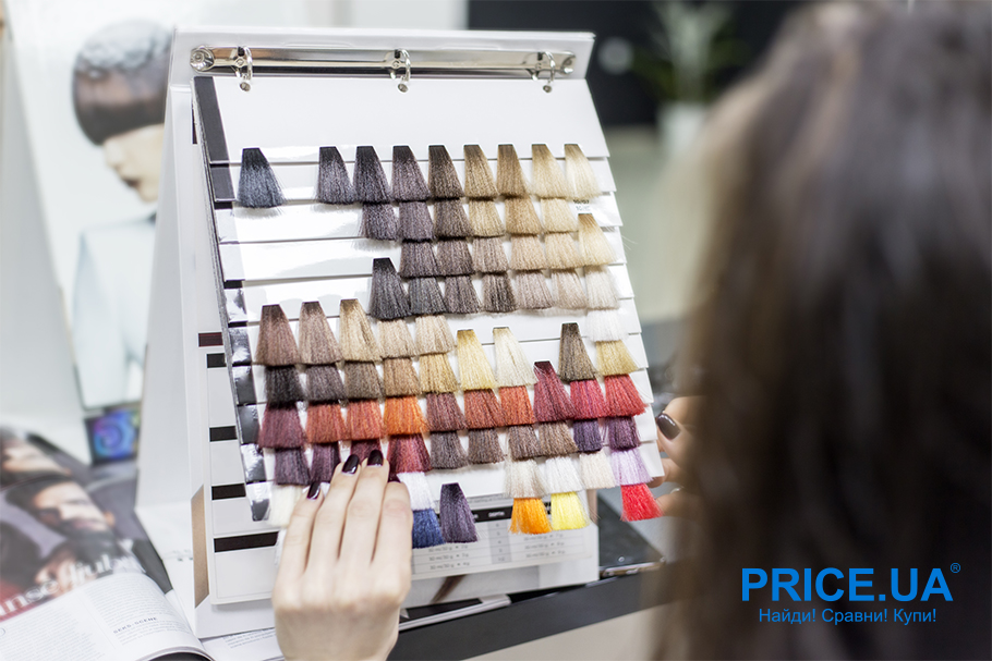 Советы по выбору краски для волос. Главное - найти профи