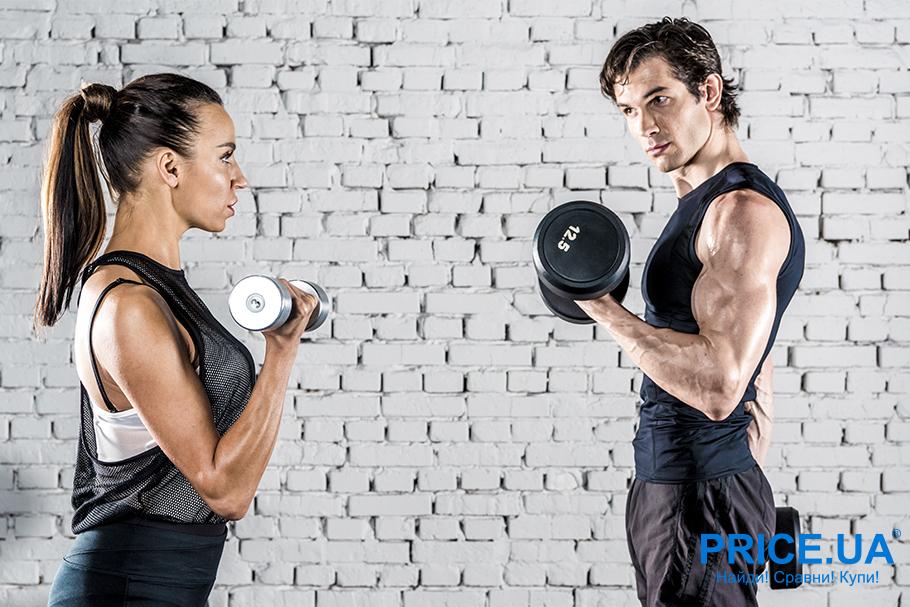 Фитнес: как выбрать свое направление? Силовые тренировки