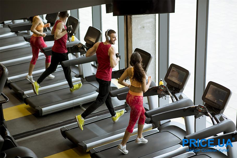 Фитнес: как выбрать свое направление? Кардио на дорожке