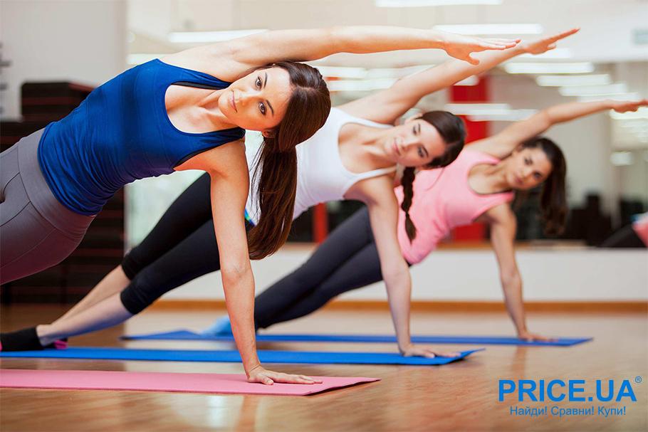 Фитнес: как выбрать свое направление? Калланетика