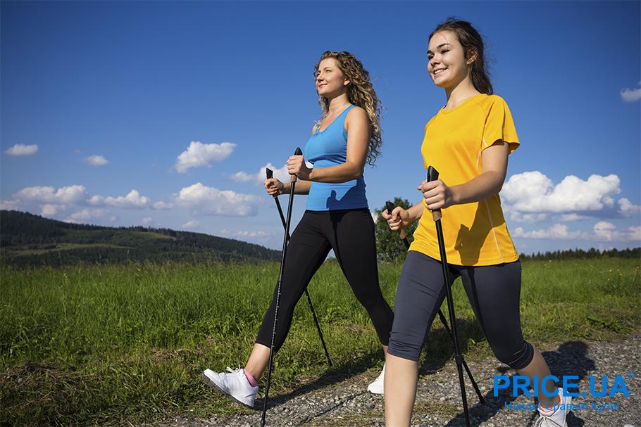 Фитнес: как выбрать свое направление? Скандинавская ходьба