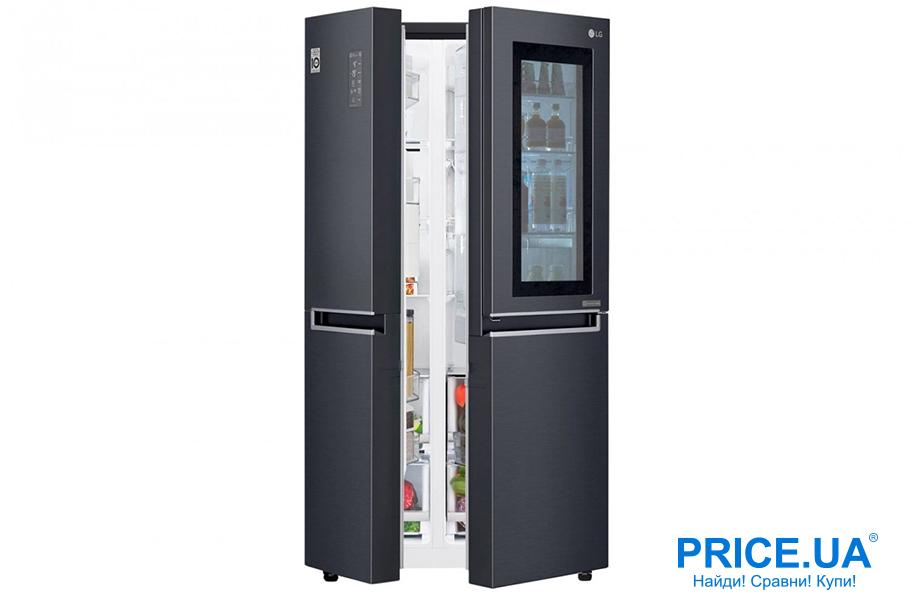 Холодильник LG GC-Q247: обзор