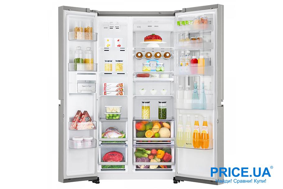 Холодильник LG GC-Q247: обзор. Компрессор