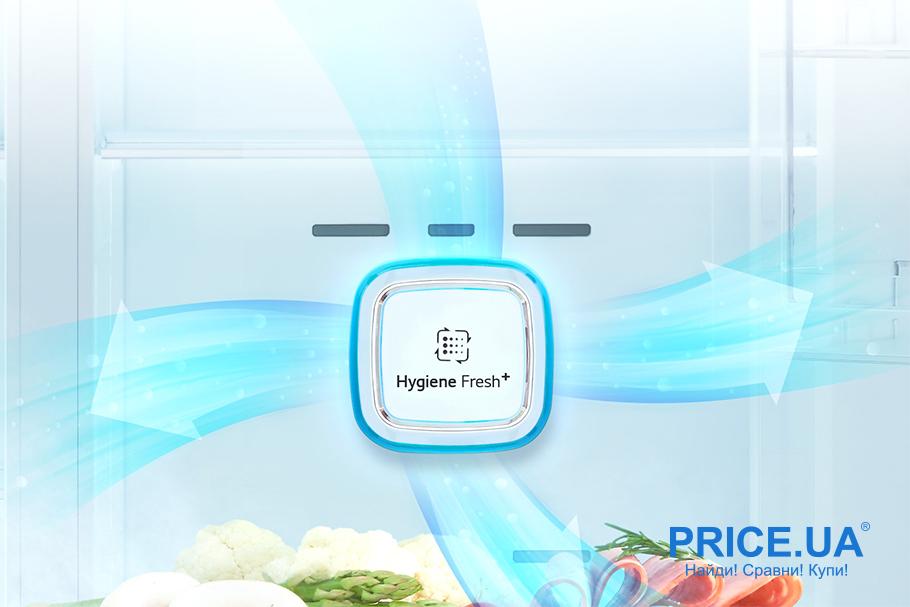 Холодильник LG GC-Q247: обзор. Вопрос стерильности