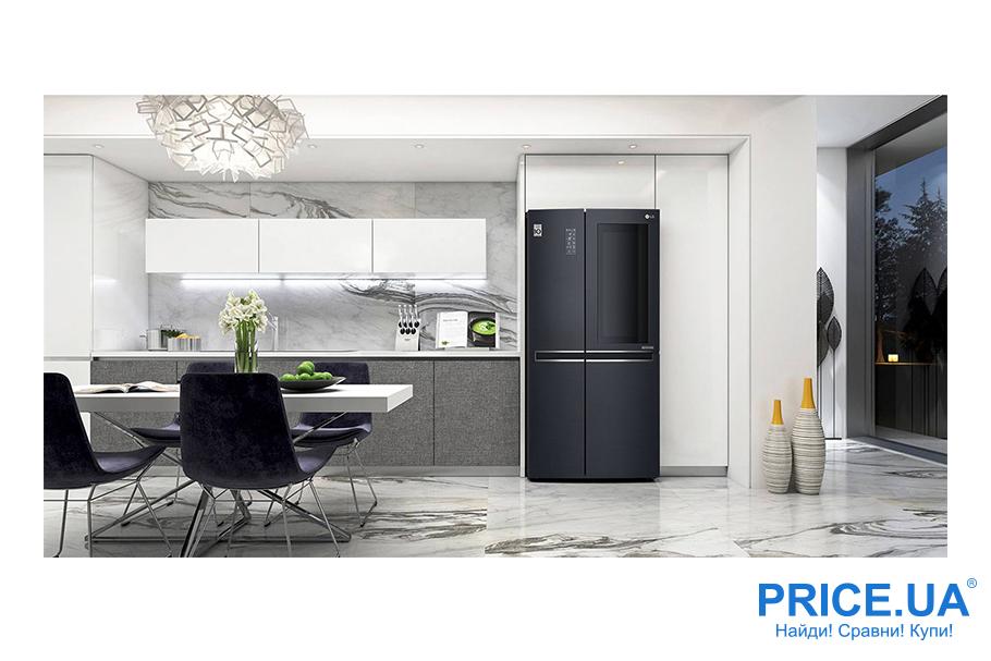 Холодильник LG GC-Q247: обзор. Дизайн