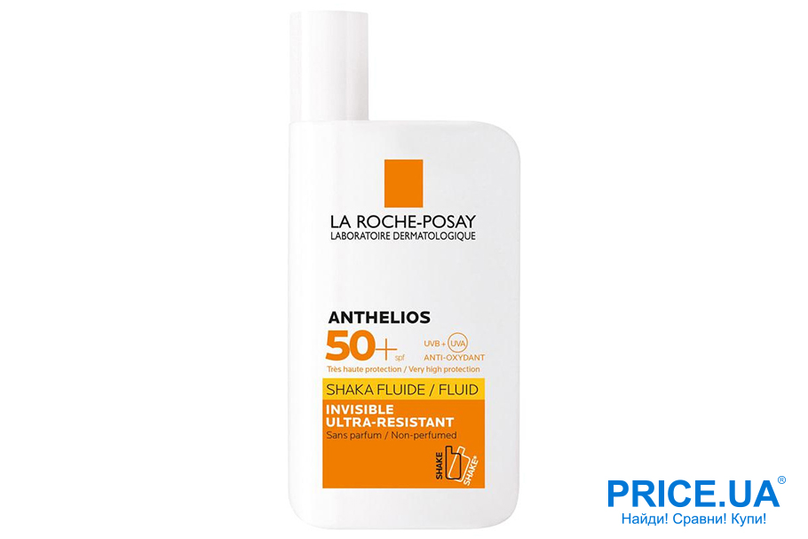 La Roche-Posay: история бренда. Флюид для лица La Roche-Posay