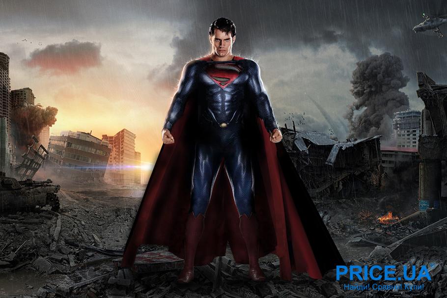 В каком порядке смотреть фильмы DC Comics. Супермен