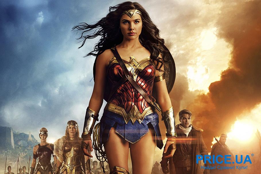 В каком порядке смотреть фильмы DC Comics. Чудо-женщина