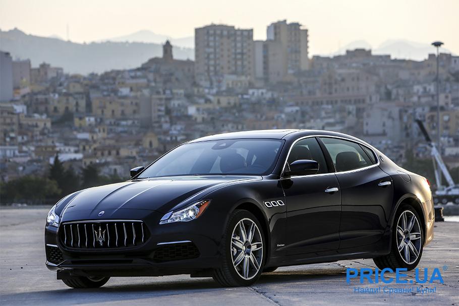 Рейтинг самых обесцениваемых автомобилей.Седаны Люкс и электрокары
