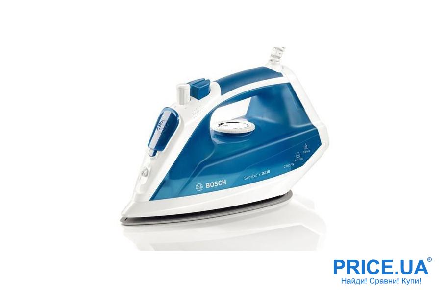 14 утюгов до 2000 грн: рейтинг. Bosch TDA 1023010