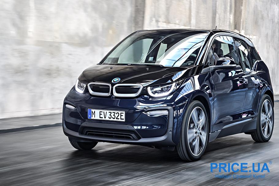 Рейтинг самых обесцениваемых автомобилей.  BMW i3