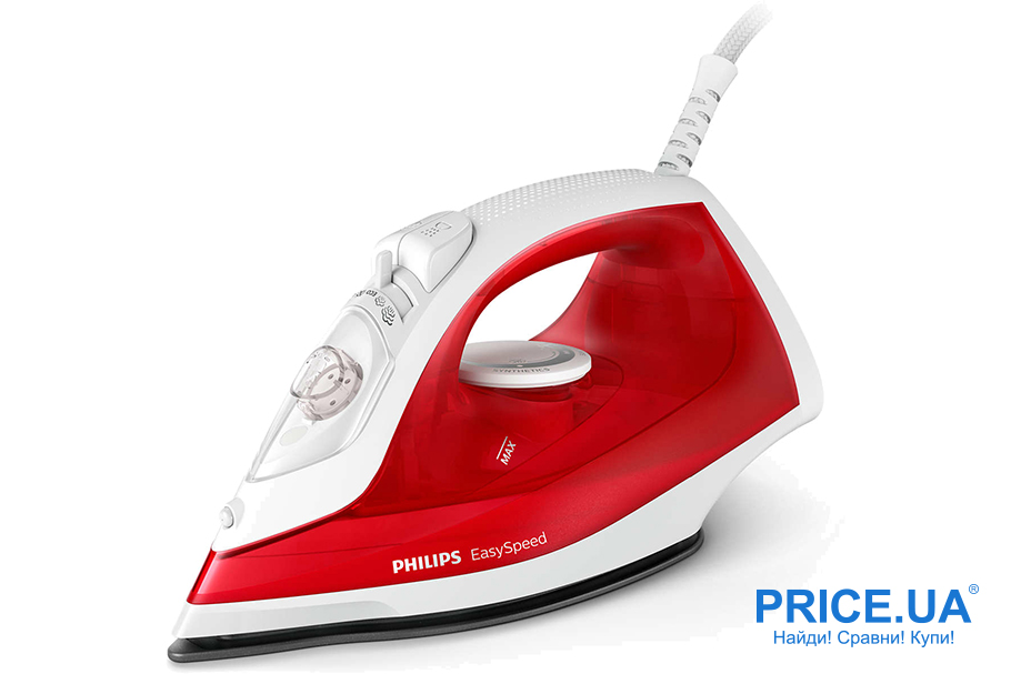 14 утюгов до 2000 грн: рейтинг. Philips GC1425/40