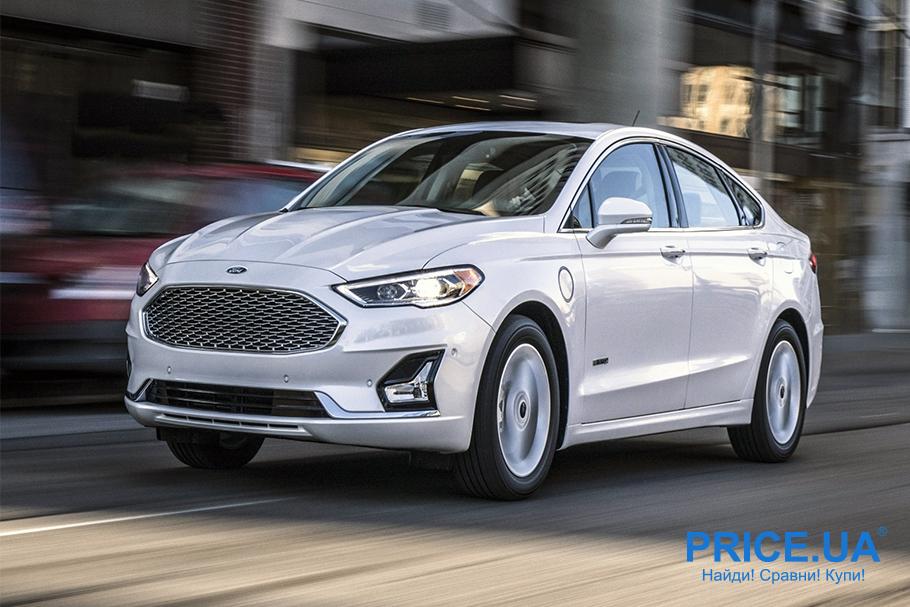 Рейтинг самых обесцениваемых автомобилей.  Ford Fusion Energy