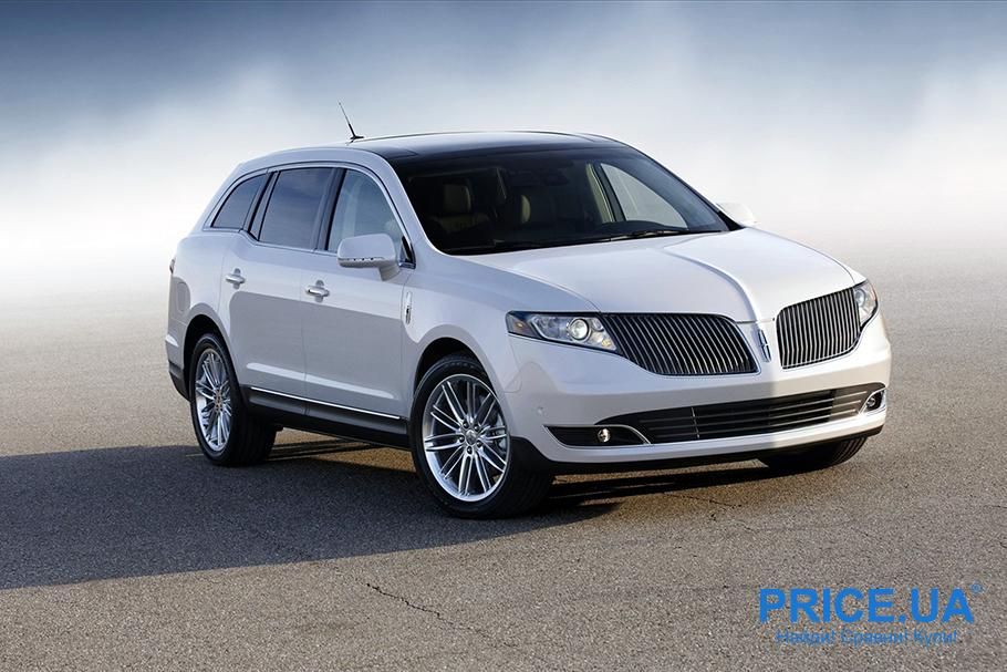 Рейтинг самых обесцениваемых автомобилей. Lincoln MKT