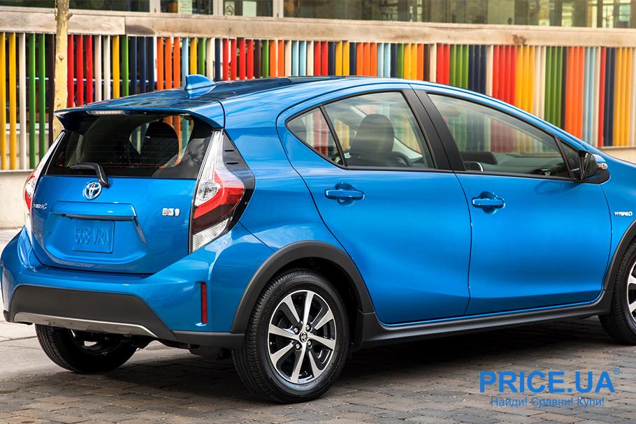 Рейтинг самых обесцениваемых автомобилей. Toyota Prius