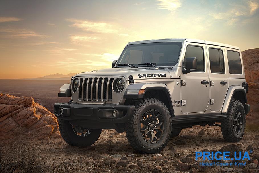 Рейтинг самых обесцениваемых автомобилей. Jeep
