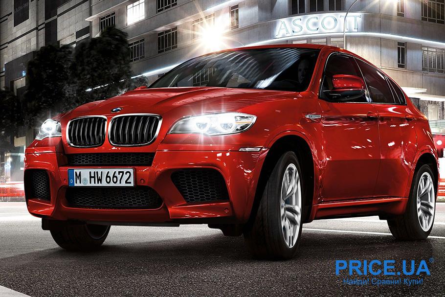 Рейтинг самых обесцениваемых автомобилей. BMW