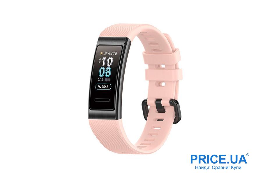 Фитнес-браслеты: десятка лучших. Huawei Band 3 Pro