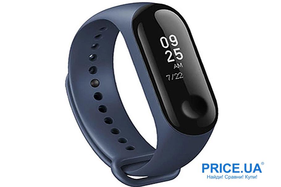 Фитнес-браслеты: десятка лучших. Xiaomi Mi Band 4