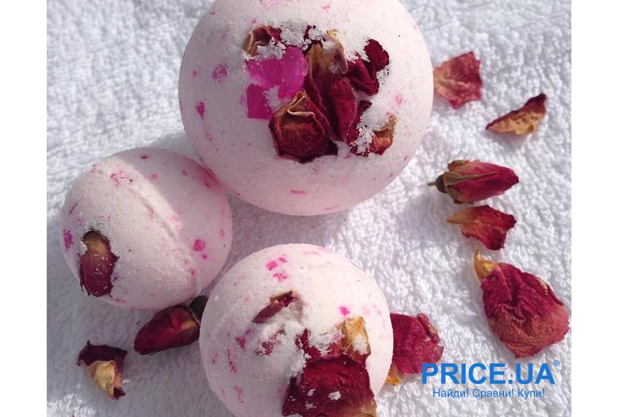 Как сделать бомбочку для ванной - лайхак по рецептам. С розой