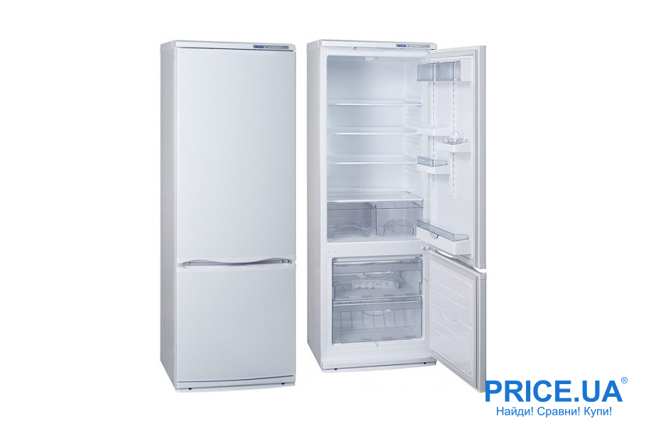 Топ-7 популярных холодильников в бюджете 15 000 грн. ATLANT XM 6025-031