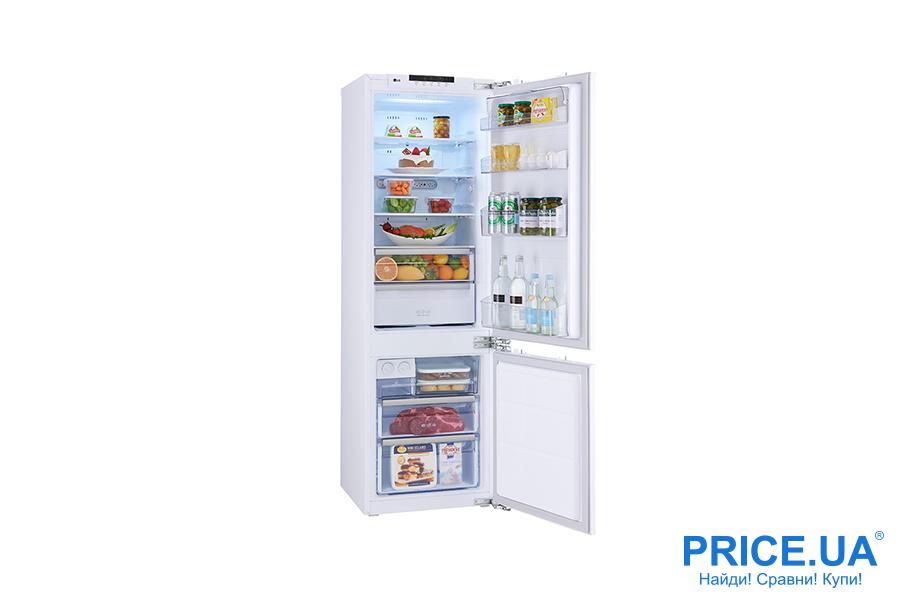 Топ-7 популярных холодильников в бюджете 15 000 грн. LG GR-N309 LLB
