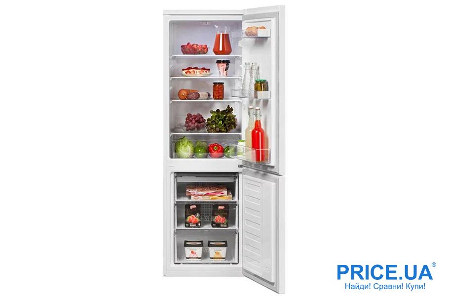 Топ-7 популярных холодильников в бюджете 15 000 грн. Beko RCSK 310M20