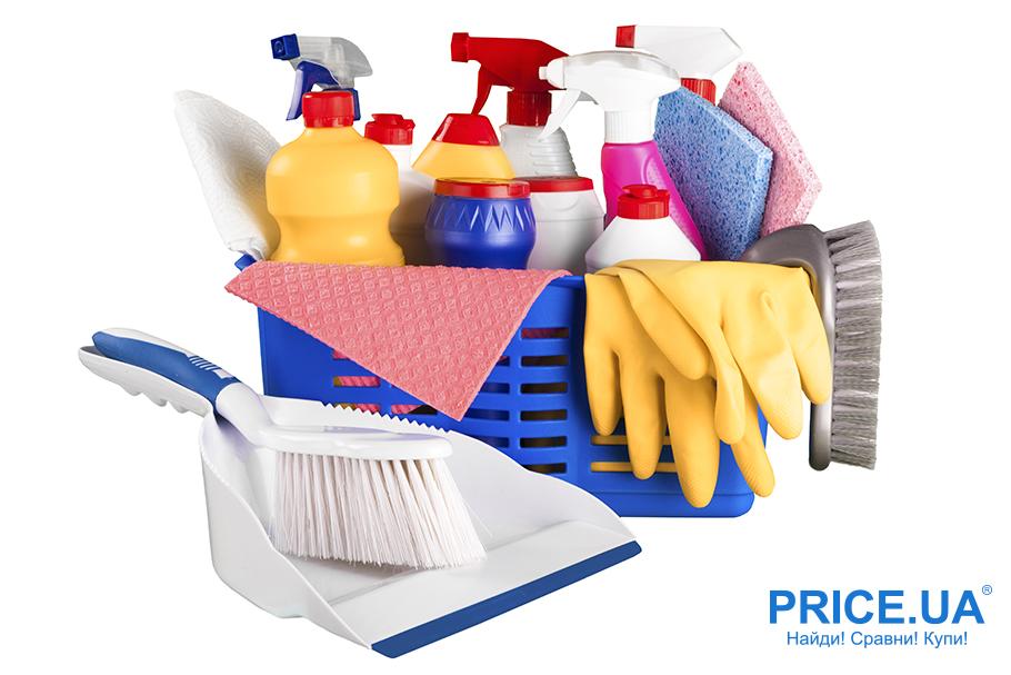 Лайфхак по уборке дома с целью защиты от коронавируса.Дезинфицирующие средства