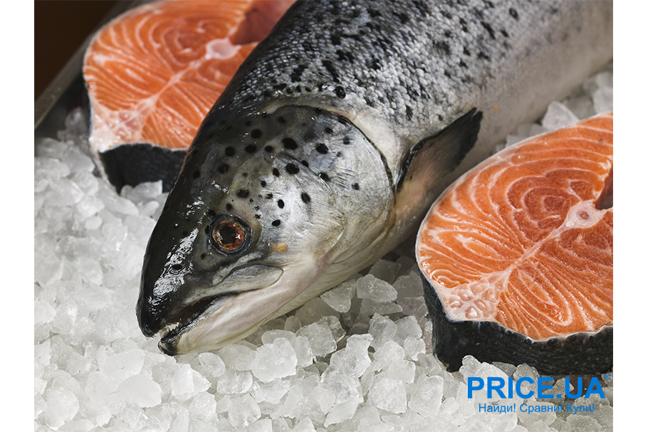 Лайфхак: готовим суши дома. Выбор рыбы