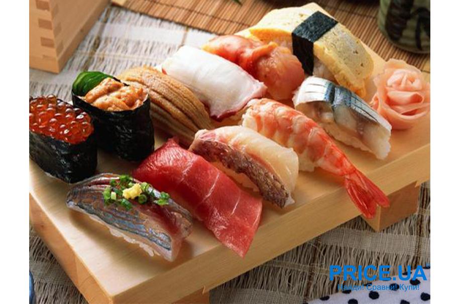 Лайфхак: готовим суши дома. Нигири-суши