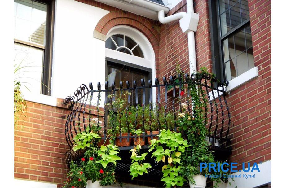 Крутые идеи для дизайна балкона. Весенний балкон