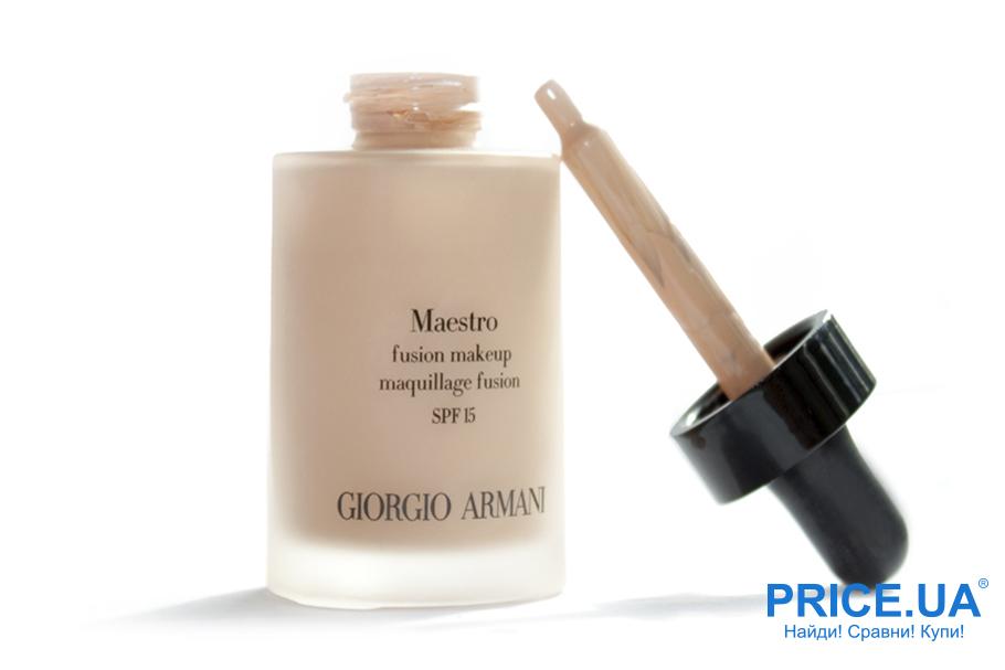 Какой лучше выбрать крем: ВВ или основу? Maestro от Giorgio Armani