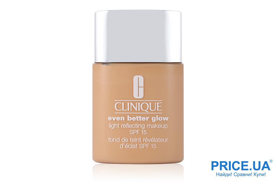Какой лучше выбрать крем: ВВ или основу? Clinique Even Better Glow Light Reflecting Makeup SPF15