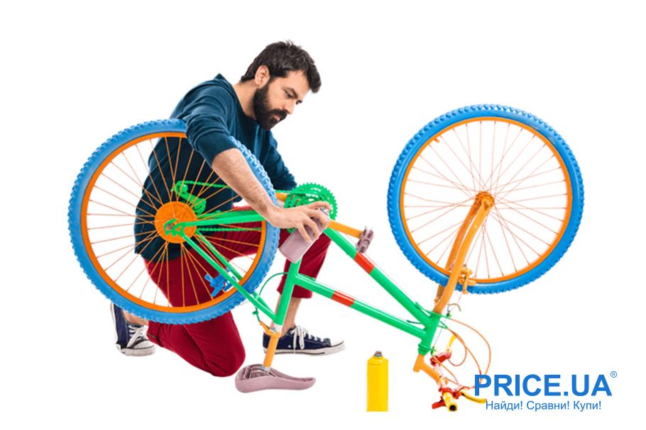 Список вещей, которые нужны для длинной велопрогулки. Ремкомплект