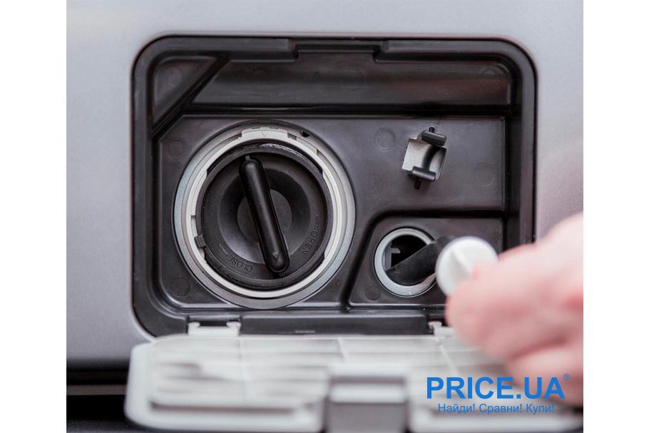 Чистим стиральную машину сами: советы. Чистка сливного фильтра