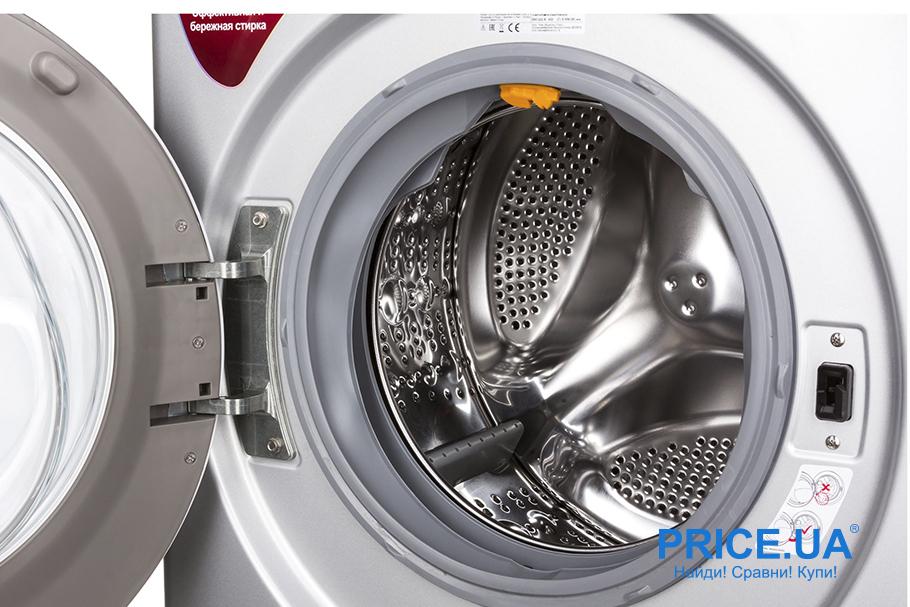 Чистим стиральную машину сами: советы. Чистка манжеты