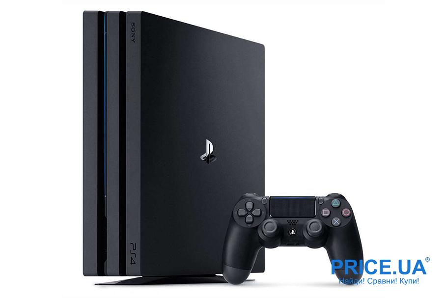 Играть на карантине: топ приставок и девайсов. PS4 Pro