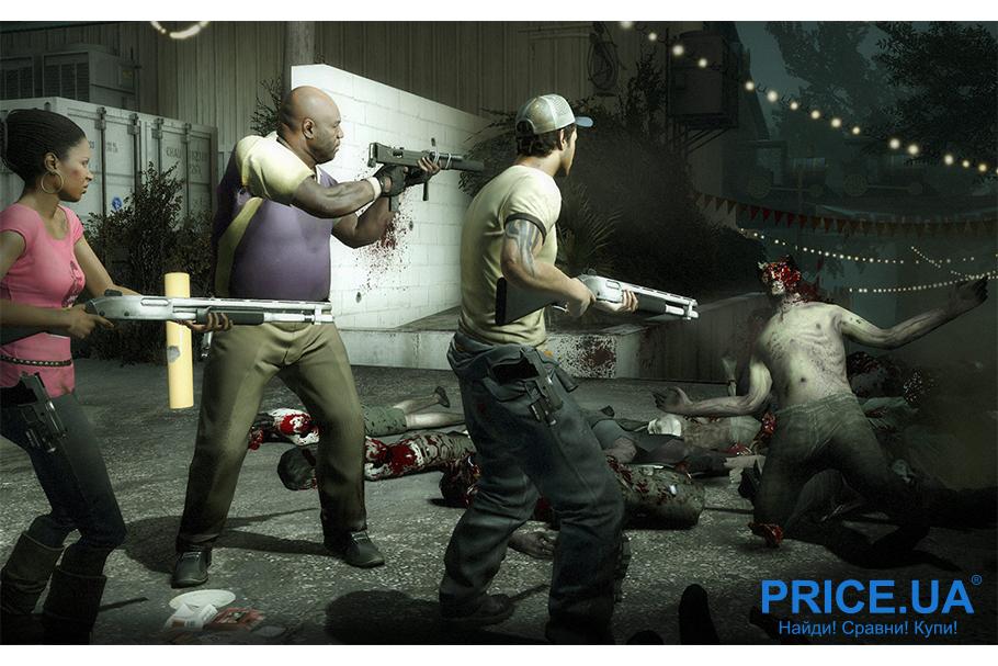 Сетевые онлайн-игры: топ от скуки на карантине. Left 4 Dead 2
