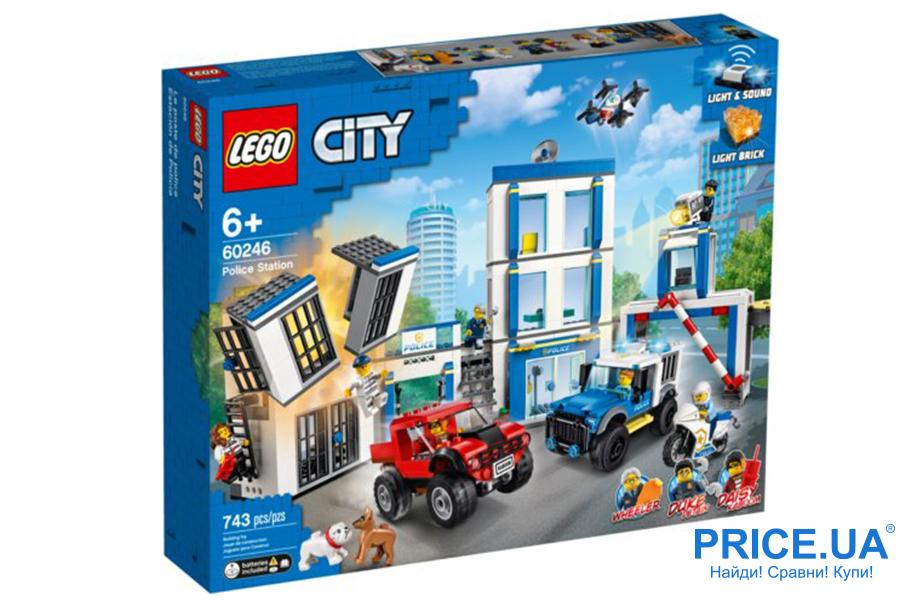 Топ игровых наборов для детей. Лего