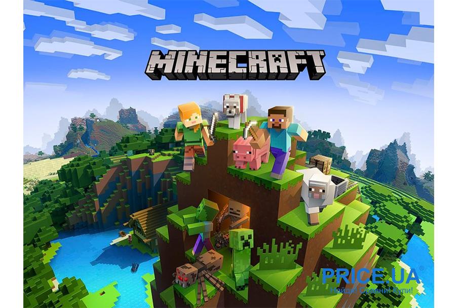 Сетевые онлайн-игры: топ от скуки на карантине. Minecraft