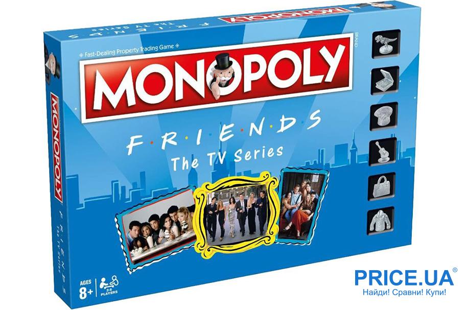 Настольные игры для семьи: какие выбрать? Монполия