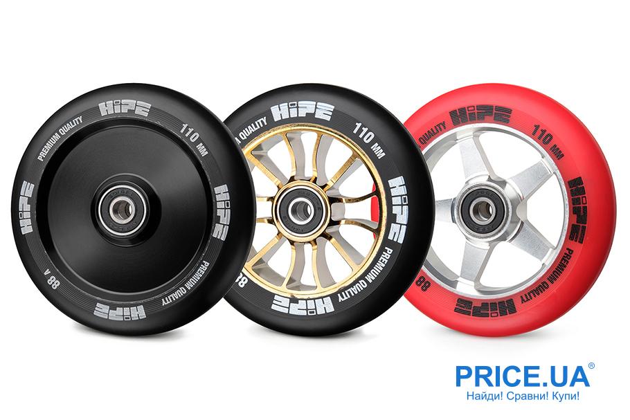 Как правильно выбрать хороший самокат? Размерность колес